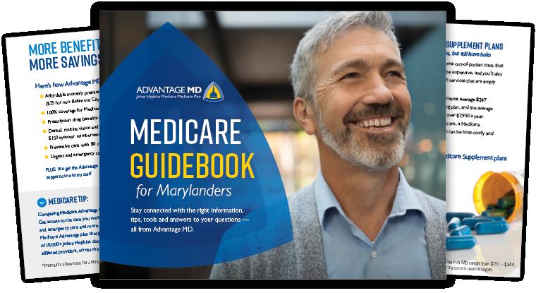Medicare Guidebook for Marylanders