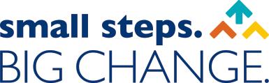 small steps big change