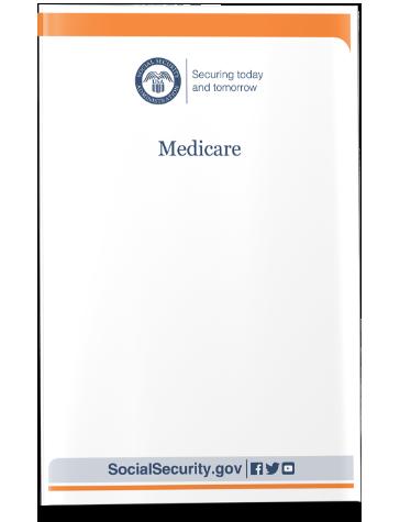 Medicare SSA Booklet